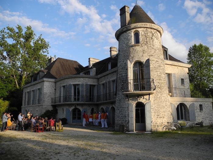 chateau de Buno